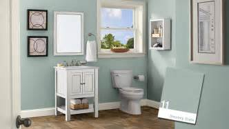 ideas for painting a bathroom blue bathroom paint color ideas