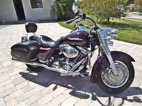2005 Harley Davidson Road King For Sale by 2005 Harley Davidson Road King Custom Cruiser For Sale On