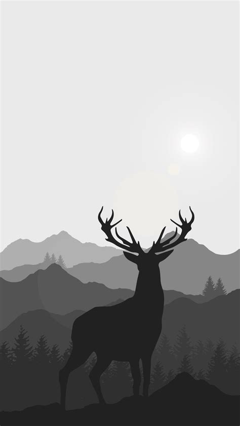 minimalist animal wallpapers top  minimalist animal
