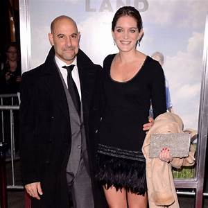 Stanley Tucci and Felicity Blunt bonded over food ...