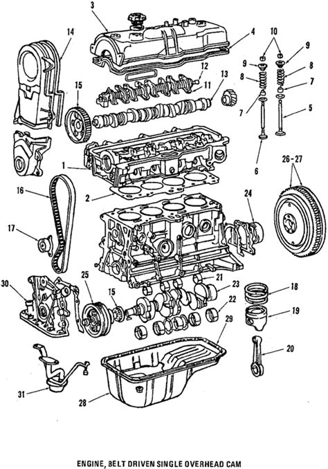 2008 Corolla Engine Diagram by Parts 174 Toyota Insulator Engine Mo Partnumber 1236115040