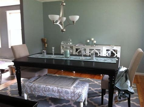 dining room benjamin moore beach glass