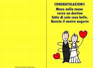 Biglietti Auguri Matrimonio Simpatici Da Stampare VV52