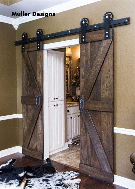 1000 ideas about rustic barn doors on barn