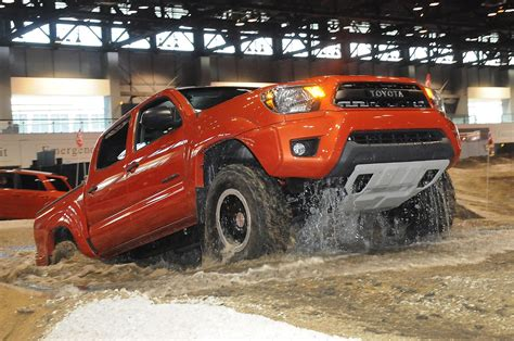 truck toyota 2015 2015 toyota tacoma and tundra trd pro package video