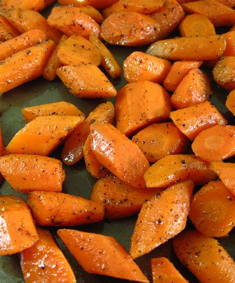 roasted carrots roasted carrots 17 day diet