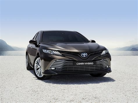 Camry Hybrid Hd Picture by Images Toyota Camry Hybrid 2019 Hybrid Vehicle Black Front