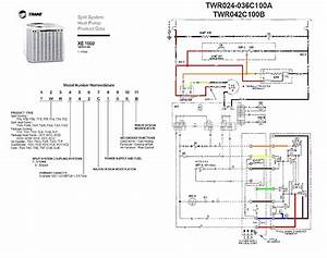 Trane Xr13 Wiring Diagram Collection