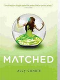 Image result for Matched Book Cover