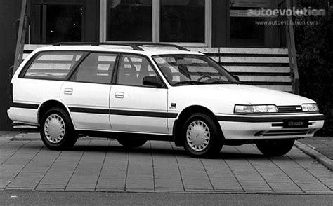 Mazda 626 (mk.3) Station Wagon