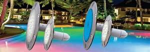 Projecteur De Piscine : spot piscine ~ Premium-room.com Idées de Décoration