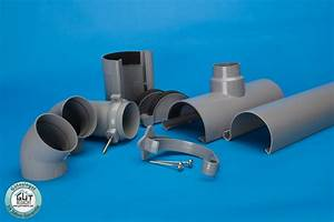 Dachrinnen Kunststoff Preise : dachrinnen set kunststoff in 6300 6400 mm breite mit 100 mm rinne ~ Whattoseeinmadrid.com Haus und Dekorationen
