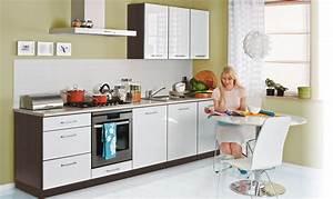 Küchenzeile Ikea Gebraucht : einbauk che wei hochglanz gebraucht ~ Michelbontemps.com Haus und Dekorationen