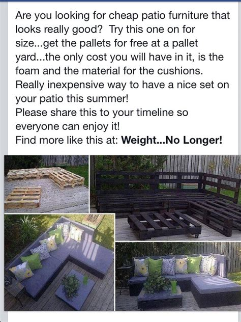easy way to make a patio fast and easy way to make patio furniture plz like and share musely