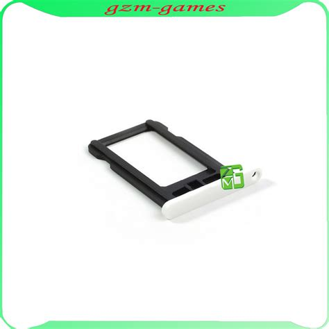 iphone 5c sim card slot brand new sim card tray for iphone 5c card slot tray free