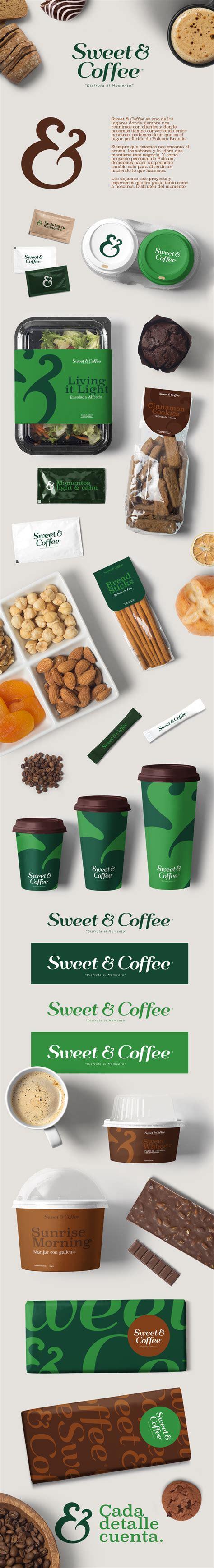 Sweet&coffee nace en el año 1997 como inspiración de richard peet y soledad hanna en crear un lugar especializado tanto en cafés como en postres. Sweet & Coffee (Concept) on Behance