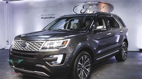 ford explorer availability date ford cars review