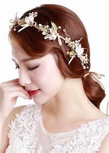 Kids Bridesmaid Wedding Headdress Hair Accessory Pink