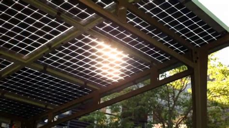 phatport solar awning provides outdoor shade and solar