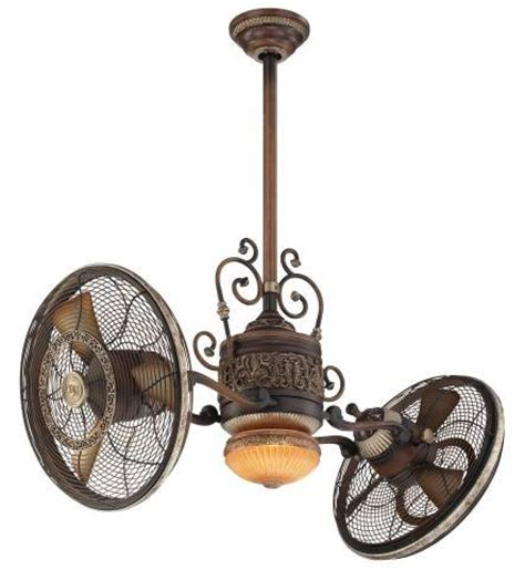 dual motor ceiling fan with light minka aire f502 bcw one light belcaro walnut dual motor