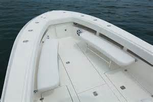 Bench Seat Center Console Boat
