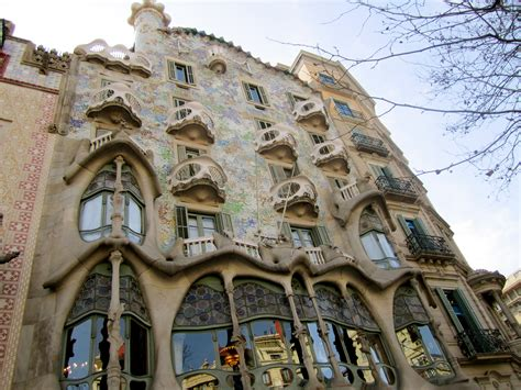 Gaudi Shaping Barcelona's Architecture  Two Worlds