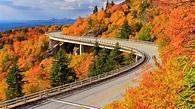 Blue Ridge Parkway: Beautiful views of 'America's Favorite ...