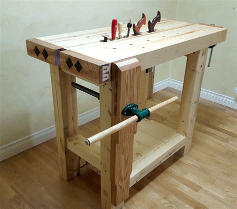 split top roubo build  images woodworking