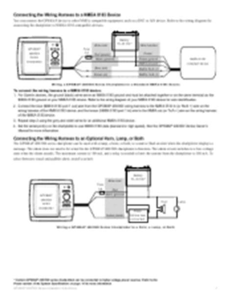 Standard Horizon Wiring Diagram by Connect Garmin Gpsmap 546s Series To Standard Horizon