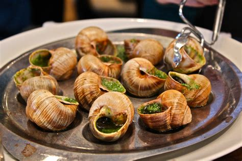 cuisine francais escargot in happywanderer15