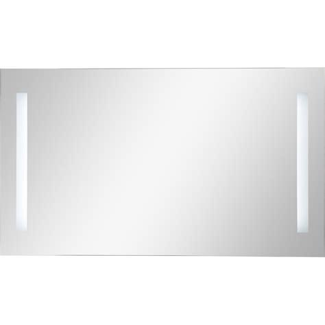 facade cuisine brico depot miroir lumineux eclairage intégré l 120 x h 70 cm sensea ayo leroy merlin