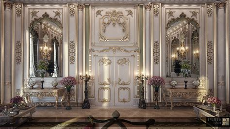 5 Luxurious Interiors Inspired By Louis Era Design by Louis Xvi Interior Design Interior Design Ideas 3 Aug