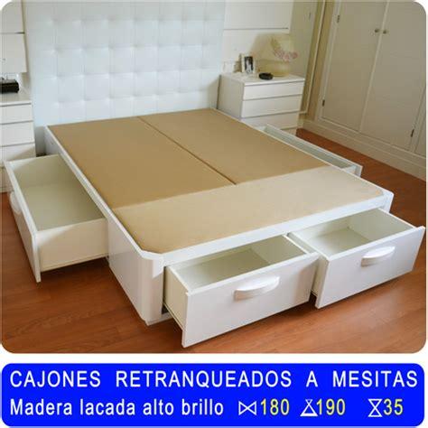 canapé 120 cm canape con cajones cama canapé con cajones de madera y