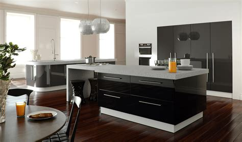 and black kitchen designs kitchen decorating ideas black kitchen 7662