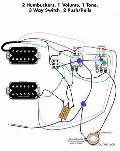Seymour Duncan Jb Humbucker Wiring Diagram