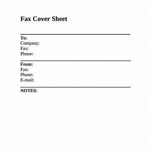 9 sample fax cover sheets sample templates With free cover sheet