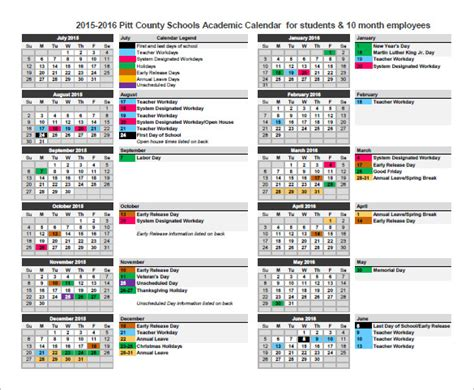 school calendar template calendar template 41 free printable word excel pdf psd indesign eps drive format