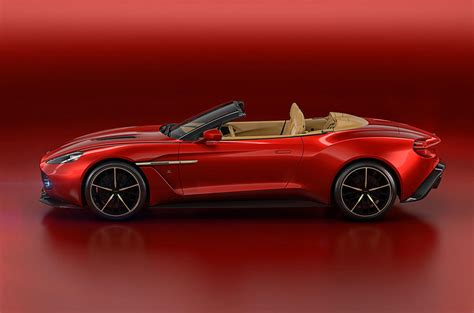 Aston Martin Vanquish Zagato Volante Revealed At Pebble