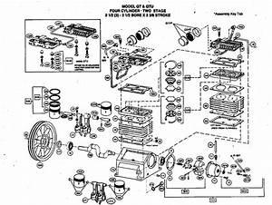 Air Compressor Unloader Valve Schematic