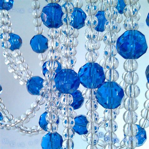 Glass Bead Curtains For Doorways by Bead Curtain Home Decoration Curtains For