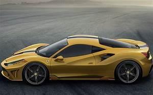 Ferrari 488 Gto : 2016 ferrari 488 gto on behance ~ Medecine-chirurgie-esthetiques.com Avis de Voitures