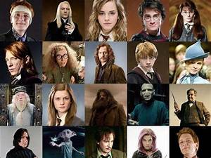 Can We Guess Your Favorite Harry Potter Character? | Playbuzz