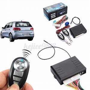 Car Remote Central Kit Security Door Locking Vehicle