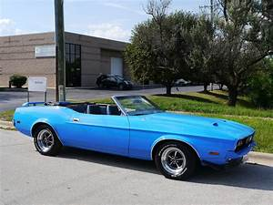 1972 Ford Mustang Convertible for sale #86308 | MCG