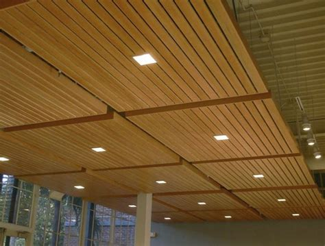 Drop Ceiling Grid by Wood Grid Panel For Suspended Ceiling Asu Walter