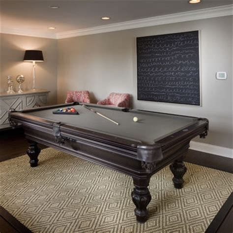 basement pool table idea basement