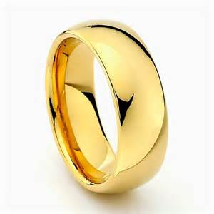 mens celtic wedding rings gold tungsten carbide wedding band