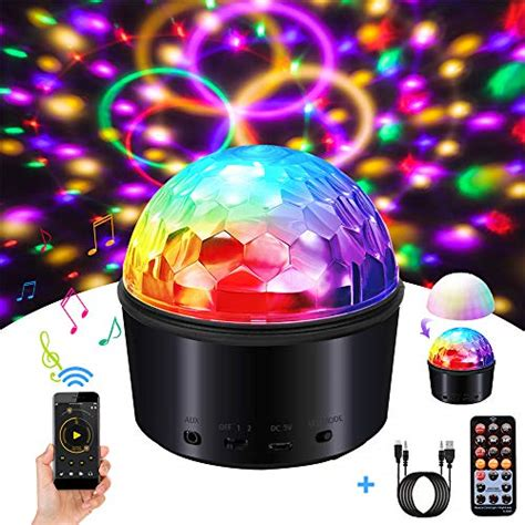 The Best Sound Activated Party Light Top
