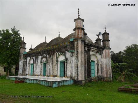 isha kha jongolbari  mosque