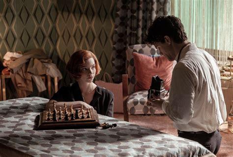 gambit queens queen netflix anya taylor chess joy salon william